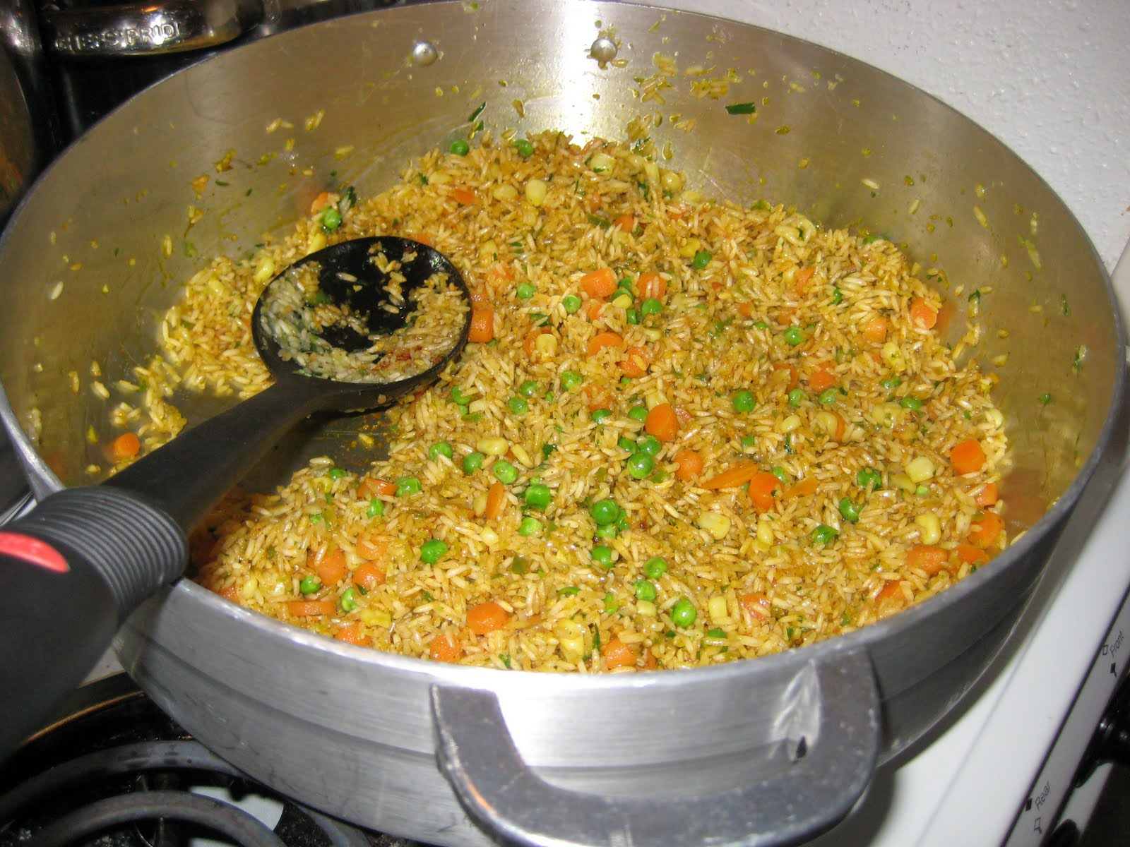 Vegetable Rice Pilaf Recipes — Dishmaps