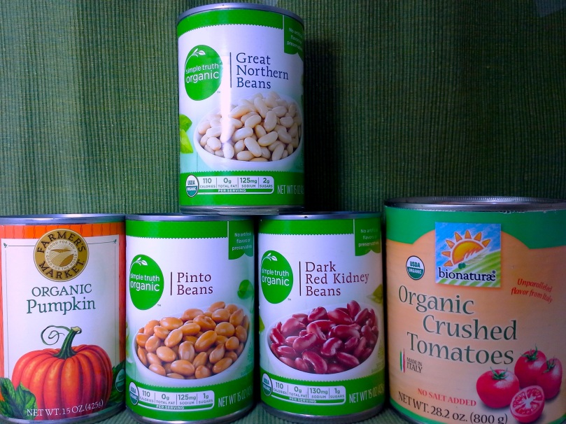 Organic Provisions